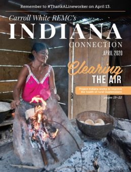 Indiana Connection April 2020