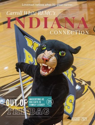 Cover of Indiana Connection - Mascot