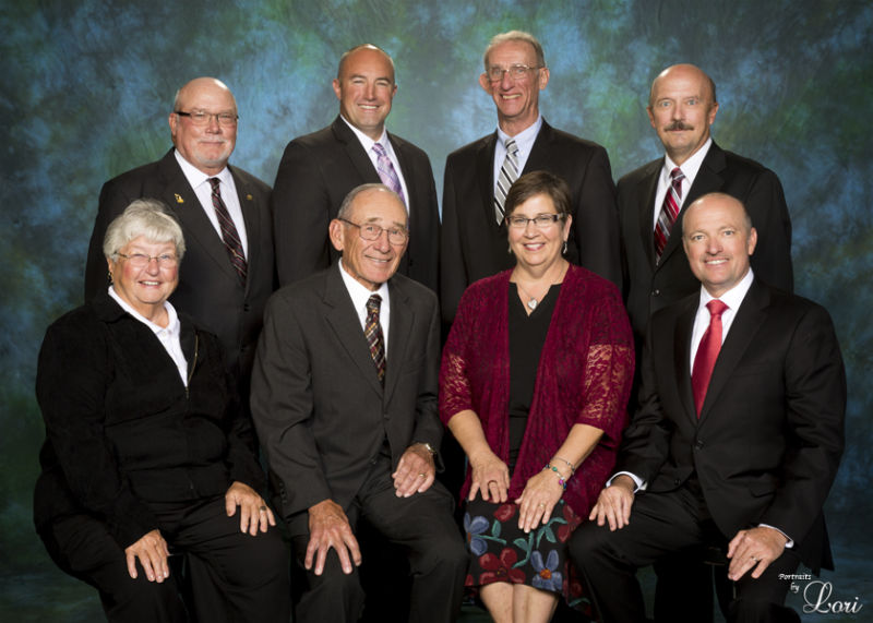 Board of Directors group photo