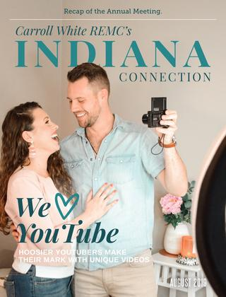 Indiana Connection cover - We Love YouTube