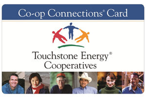 Co-op Connections® Card